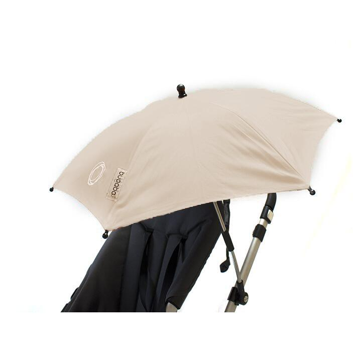 Bugaboo Parasol Off White Bee Cameleon Donkey Frog Gecko